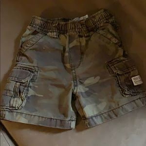 Children's place baby shorts 18m
